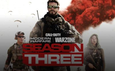 Nuove Mappe Call of Duty – 3 stagione – Aniyah incursion – Hovec Sawmill – Talsik Backlot