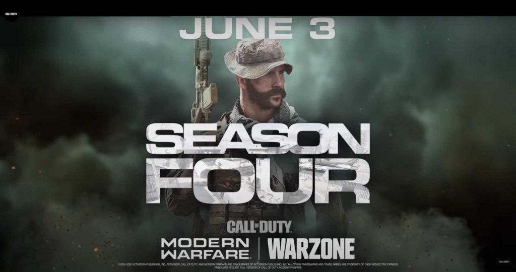modern warfare stagione 4