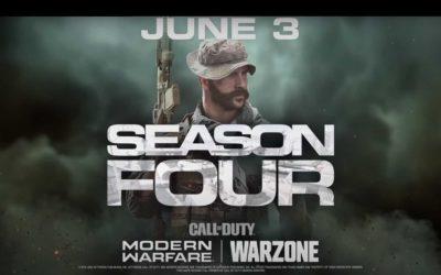 Call of Duty Modern Warfare Stagione 4