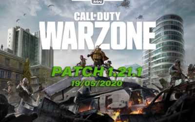 Patch 1.21 Call of Duty Modern Warfare – Nuove mappe Aisle 9, Hardhat, apertura bunker in Warzone