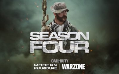 Stagione 4 Call of Duty Modern Warfare al via